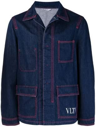 Valentino VLTN denim jacket