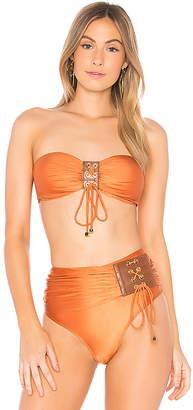 AGUADECOCO Jakarta Bikini Top