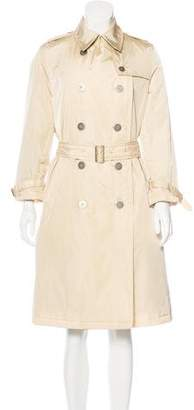 Burberry Insulated Double-Breasted Coat