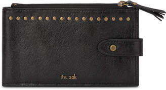 The Sak Silverlake Slim Leather Credit Card Wallet