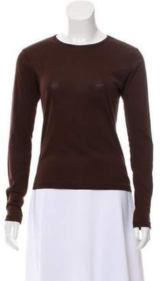 Ralph Lauren Long Sleeve Bateau Neck T-Shirt