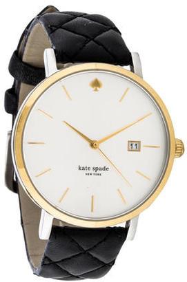 Kate Spade New York Metro Grand Watch $95 thestylecure.com