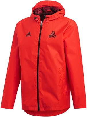 adidas Mens Tan Windbreaker Jacket