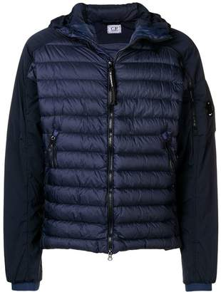 C.P. Company hooded padded jacket
