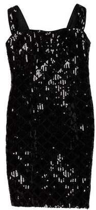 Chanel Embellished Dress
