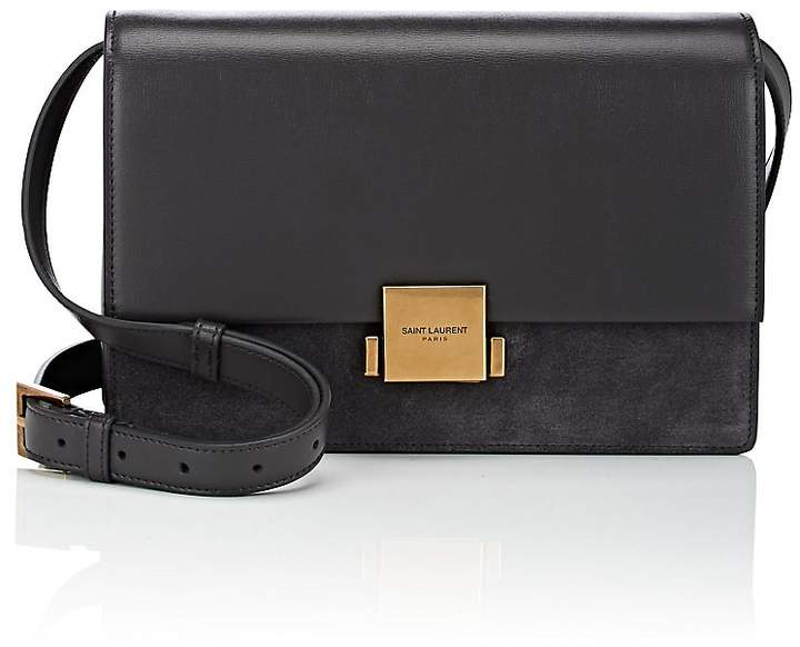 Saint Laurent Women's Bellechasse Medium Leather Shoulder Bag