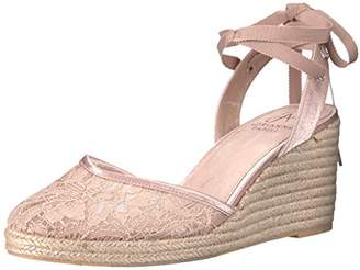 Adrianna Papell Women's Penny Espadrille Wedge Sandal
