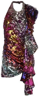 Halpern sequin dress
