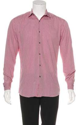 Paul Smith Gingham Woven Shirt