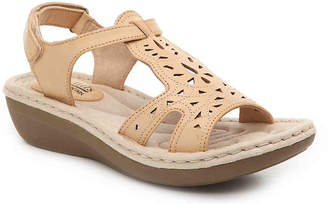 White Mountain Cliffs by Cruz Wedge Sandal - Women's