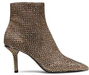 MICHAEL Michael Kors Women's Katerina Embellished Ankle Boots