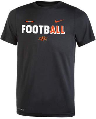 Nike Oklahoma State Cowboys Legend Football T-Shirt, Big Boys (8-20)