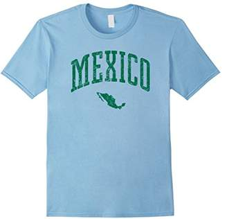 Mexico Vintage Styled T-Shirt