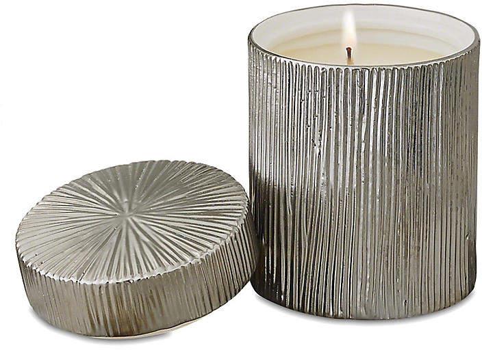 5 Ocean Jar Candle - Silver