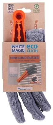 White Magic Mini Blind Duster