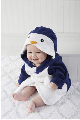 Kate Aspen Baby Aspen Wash & Waddle Penguin Hooded Spa Robe