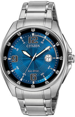 DRIVE FROM CITIZEN ECO-DRIVE Drive from Citizen Eco-Drive WDR Mens Stainless Steel Watch AW1510-54L