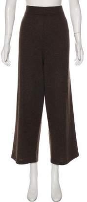 TSE High-Rise Cashmere Pants