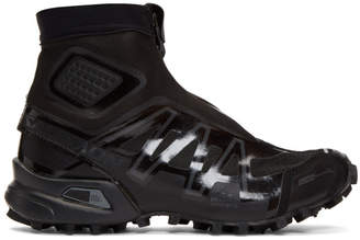 Salomon Black Snowcross Advanced LTD Sneakers