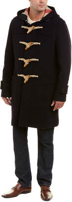 Burberry Greenwich Toggle-Front Jacket