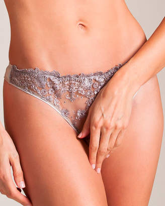 I.D. Sarrieri Anabelle Lace Thong