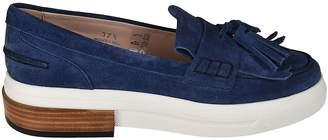 Tod's Fringe Loafers