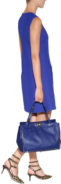Valentino Wool-Silk Dress