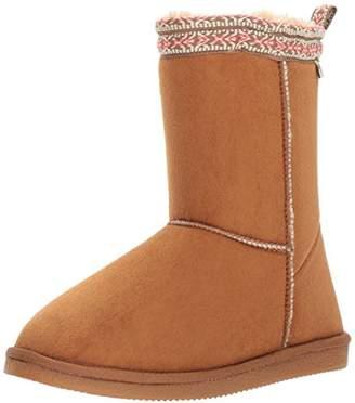 Western Chief Women's Plush Slipper Winter Boot