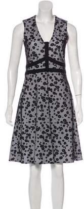 Schumacher Dorothee Sleeveless Knee-Length Dress