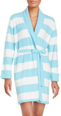 Long Sleeve Cotton Bath Robe