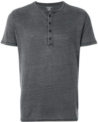 Majestic Filatures short-sleeve fitted top