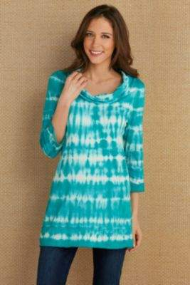 Soft Surroundings Laid Back Tunic