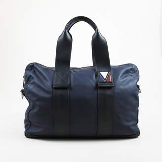 Louis Vuitton Leather travel bag
