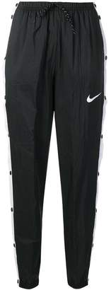 Nike tapered track trousers
