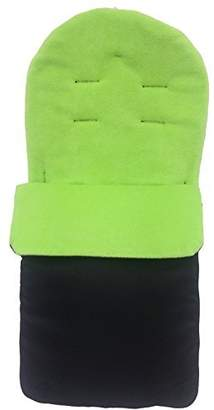 Quinny For Your Little One Footmuff/Cosy Toes Compatible with Buzz Lime