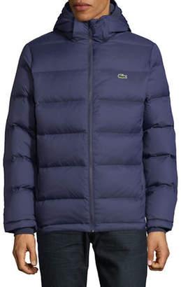 Lacoste Hooded Blouson Jacket
