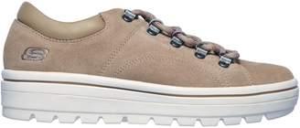 Skechers Women's Street Cleat Suede Sneakers