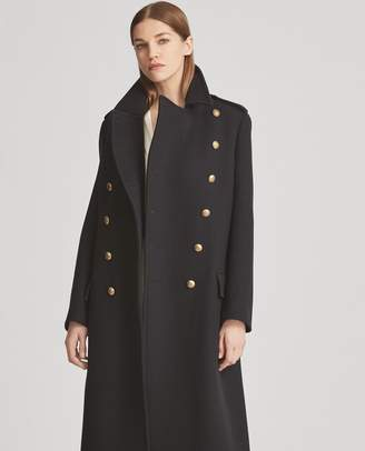 Ralph Lauren The Officer's Coat