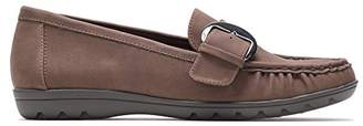 SoftStyle Soft Style by Hush Puppies Women's Vivid Moccasin