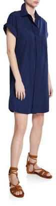 Finley Charlie Short-Sleeve Shirtdress