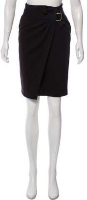BA&SH Wrap Pencil Skirt w/ Tags