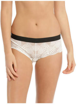 Sass & Bide NEW Only So Long Brief USBS19017 Ivory