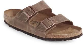 Birkenstock Mens Arizona Two-Strap Leather Sandals