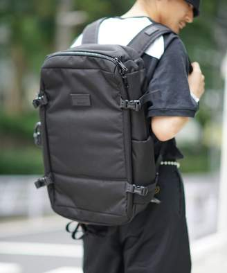 Quiksilver (クイックシルバー) - BOICE FROM BAYCREW'S Quiksilver X Pacsafe 40L Anti-Theft Carry-On Pack