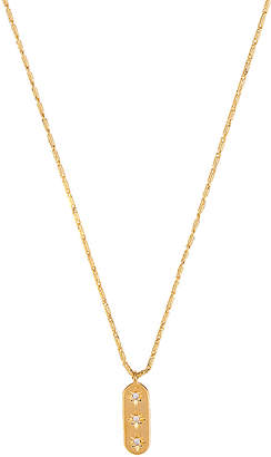 Five and Two jewelry Anika Necklace