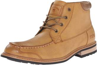 U.S. Polo Assn. Men's Stuart Tall Mocc Chukka Boot
