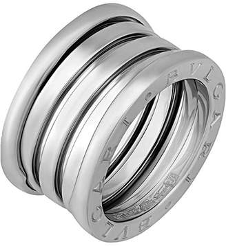 Bulgari Heritage  18K B.Zero 1 4 Band Ring