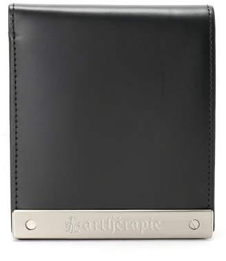 Artherapie (アルセラピィ) - artherapie (U)メタルプレート 二つ折り財布 アルセラピィ 財布/小物