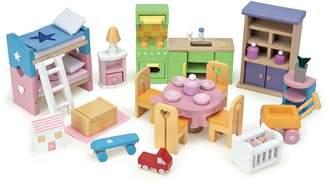 Le Toy Van Sugarplum Starter Furniture Set
