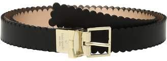 Kate Spade 3/4 Polished Reversible Leather Belt
